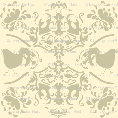 Chick_Chick_Beige_Damask_Small