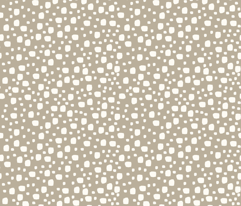 Rocks (brown) fabric by mondaland on Spoonflower - custom fabric