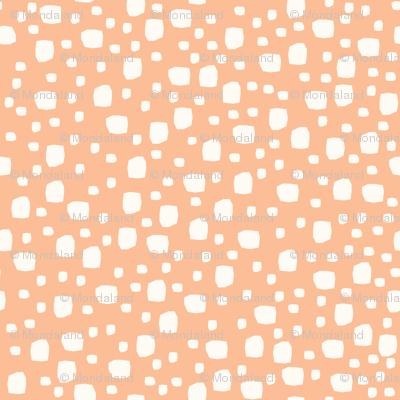 Rocks (peach)