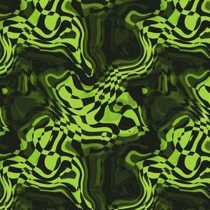 Organic Optical Illusion 17