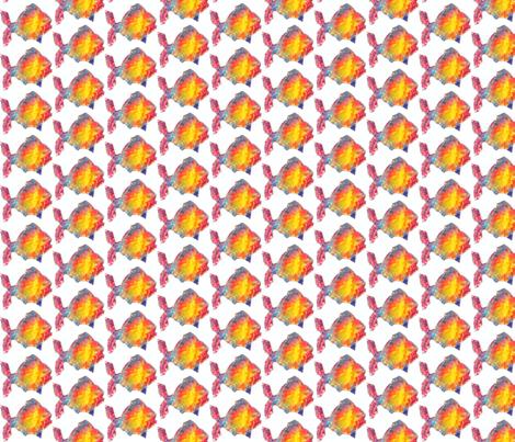 Something fishy fabric by anniedeb on Spoonflower - custom fabric