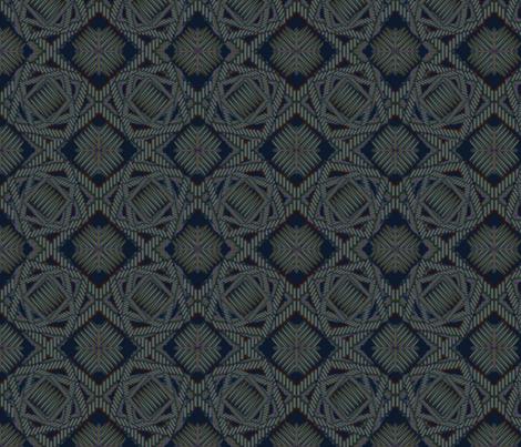 crazy_weave dark mummy fabric by glimmericks on Spoonflower - custom fabric
