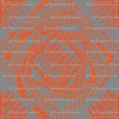 crazy_weave orange goache