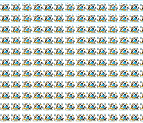 AGILITY THEMED  fabric by dogdaze_ on Spoonflower - custom fabric