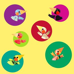 Fiaba Birds