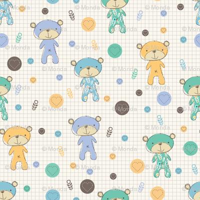 Baby Bear (blue)