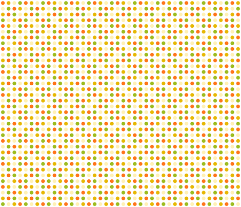 Lunares tortuguita fondo blanco fabric by gemmacreativa on Spoonflower - custom fabric