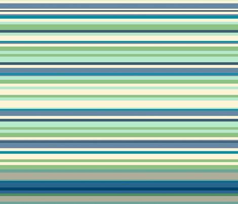 Shark_juststripes_26col_upload140312 fabric by elsp on Spoonflower - custom fabric