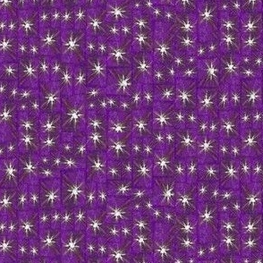 starry purple/blue