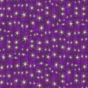 starry purple/blue