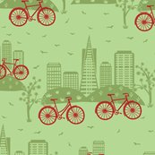 Rrcity_bikes_red_on_green_rev_color_shop_thumb