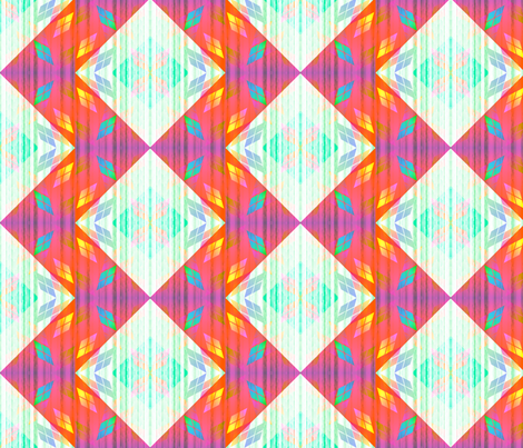 argylest22 fabric by glimmericks on Spoonflower - custom fabric