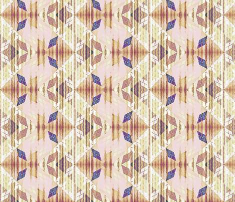 argylest woody fabric by glimmericks on Spoonflower - custom fabric
