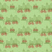 Rrrcity_bikes_red_on_green_rev_color_shop_thumb