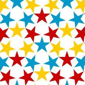 U53 V1 3 x 3 stars