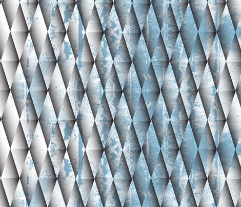 Diamond Mine fabric by joanmcguire on Spoonflower - custom fabric