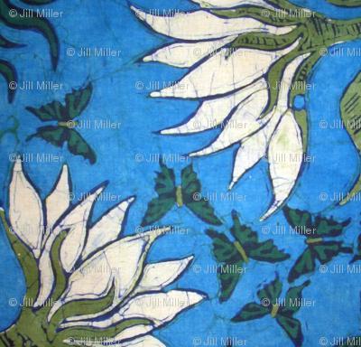 lotus, variation 3