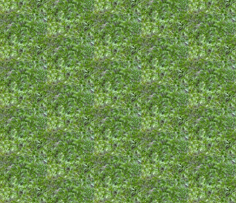 Green Moss fabric by megankaydesign on Spoonflower - custom fabric