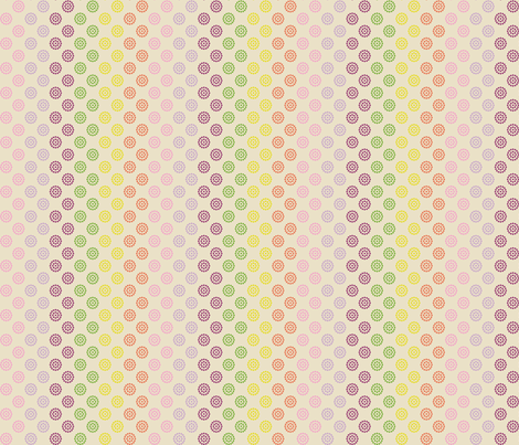 DOTTY_DOTS fabric by natasha_k_ on Spoonflower - custom fabric