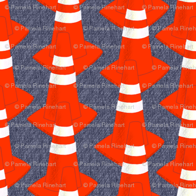 Traffic Cone Stripes