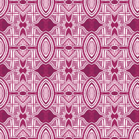 Lydia fabric by siya on Spoonflower - custom fabric