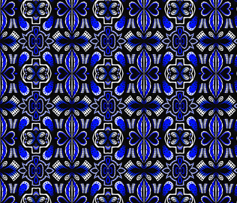 Oberon fabric by siya on Spoonflower - custom fabric