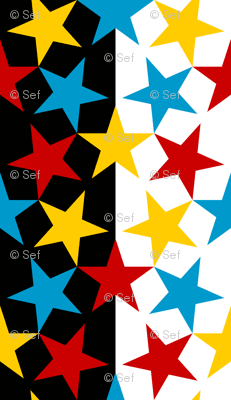 U53 V1 x3 stripe circus