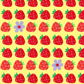 Super Hoot Summer Strawberry