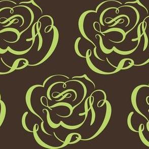Lime Rose Dark