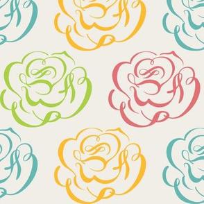 Lime Rose Multi