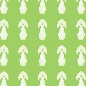 Oscar Dog green small