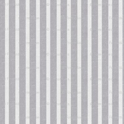 Grey Twill with Stripes
