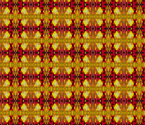 brahma_retro_tiles fabric by vinkeli on Spoonflower - custom fabric