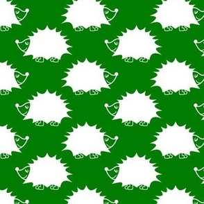 Hedgehog - Green