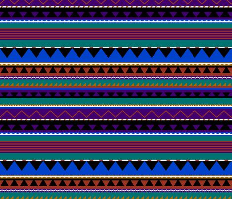 Looks So 80s fabric by laurendahl on Spoonflower - custom fabric