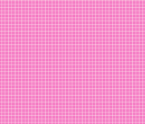 grids (pink) fabric by mondaland on Spoonflower - custom fabric