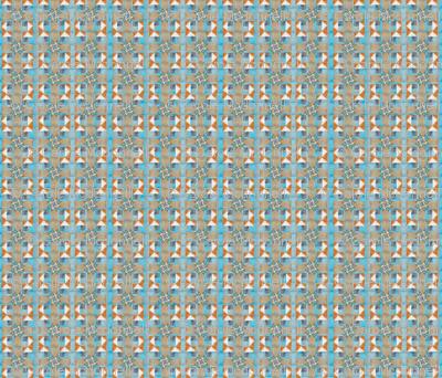 Urban Sightings Textile