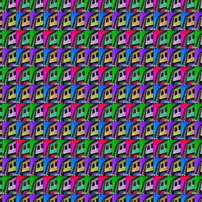 Colorful  Alhambra