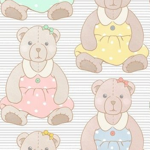 Country Bears - Girls