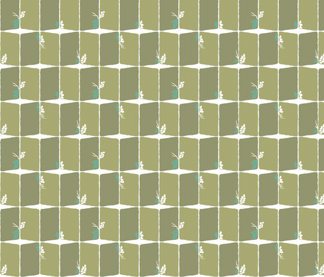 Life On The Block fabric by ravenous on Spoonflower - custom fabric