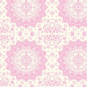 Persian-white pink xxl