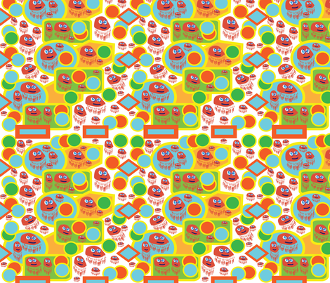 Oscar fabric by jettsetter on Spoonflower - custom fabric