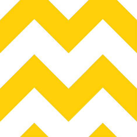 Sunny Chevron fabric by thepunkymonkey on Spoonflower - custom fabric