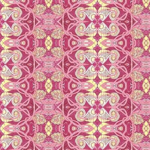 Think Pink Paisley