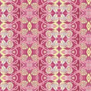 Think Pink Paisley
