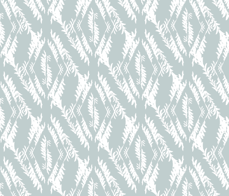leaves fabric by michellesmith on Spoonflower - custom fabric