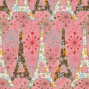 sparkling Paris / Pink