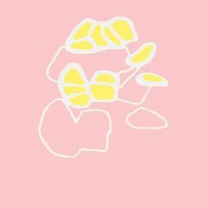 Water Flower Pink Lemon