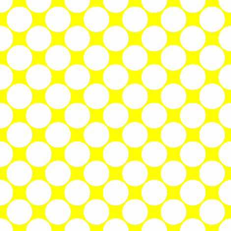 Happy Dots fabric by natitys on Spoonflower - custom fabric
