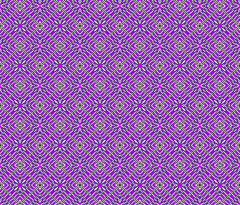 Tile weaving in purple. fabric by koalalady on Spoonflower - custom fabric